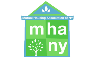 Mutual Housing Association of New York - Logo